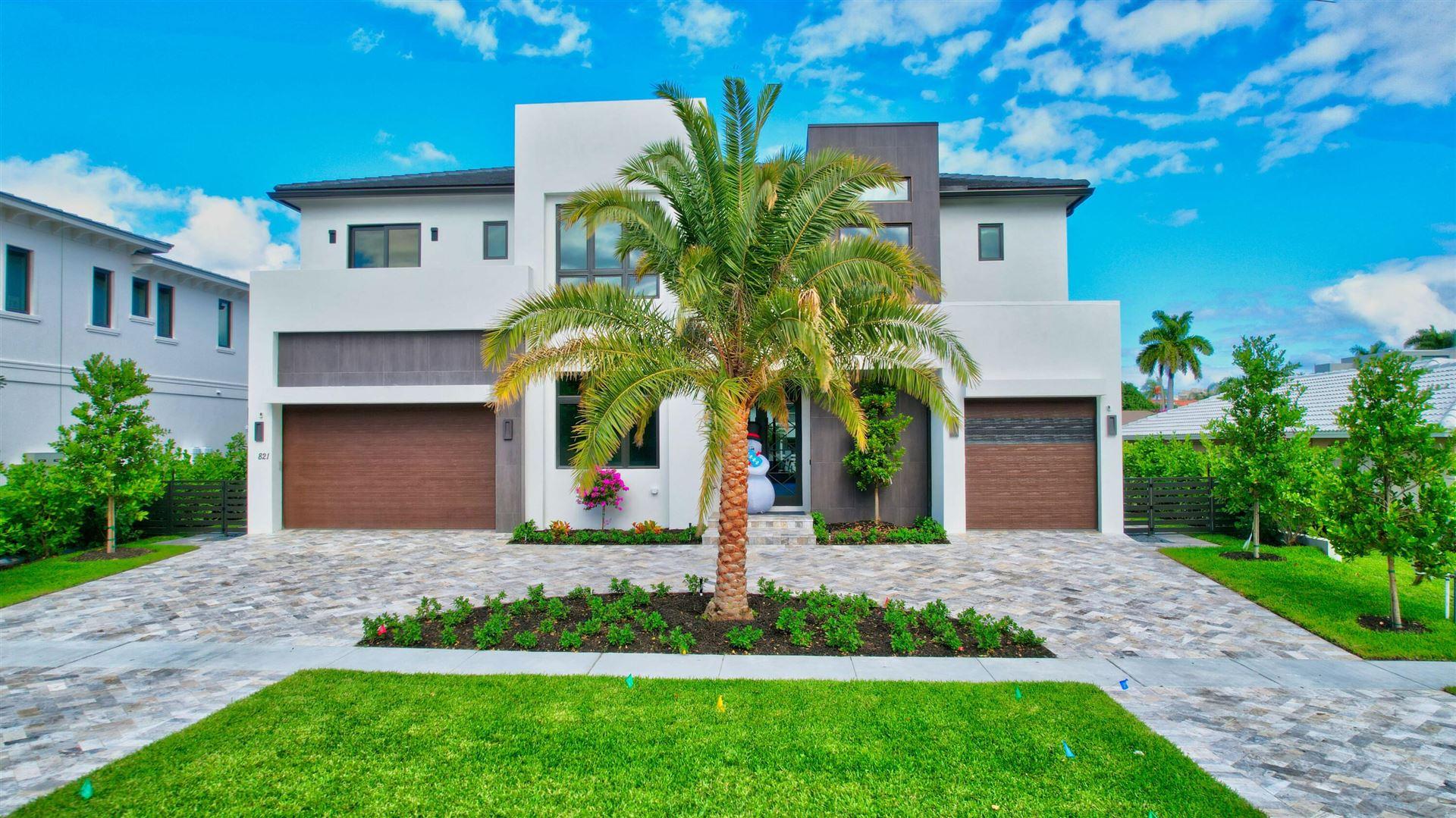 821 NE 32nd Street, Boca Raton, FL 33431 - MLS#: RX-10745111
