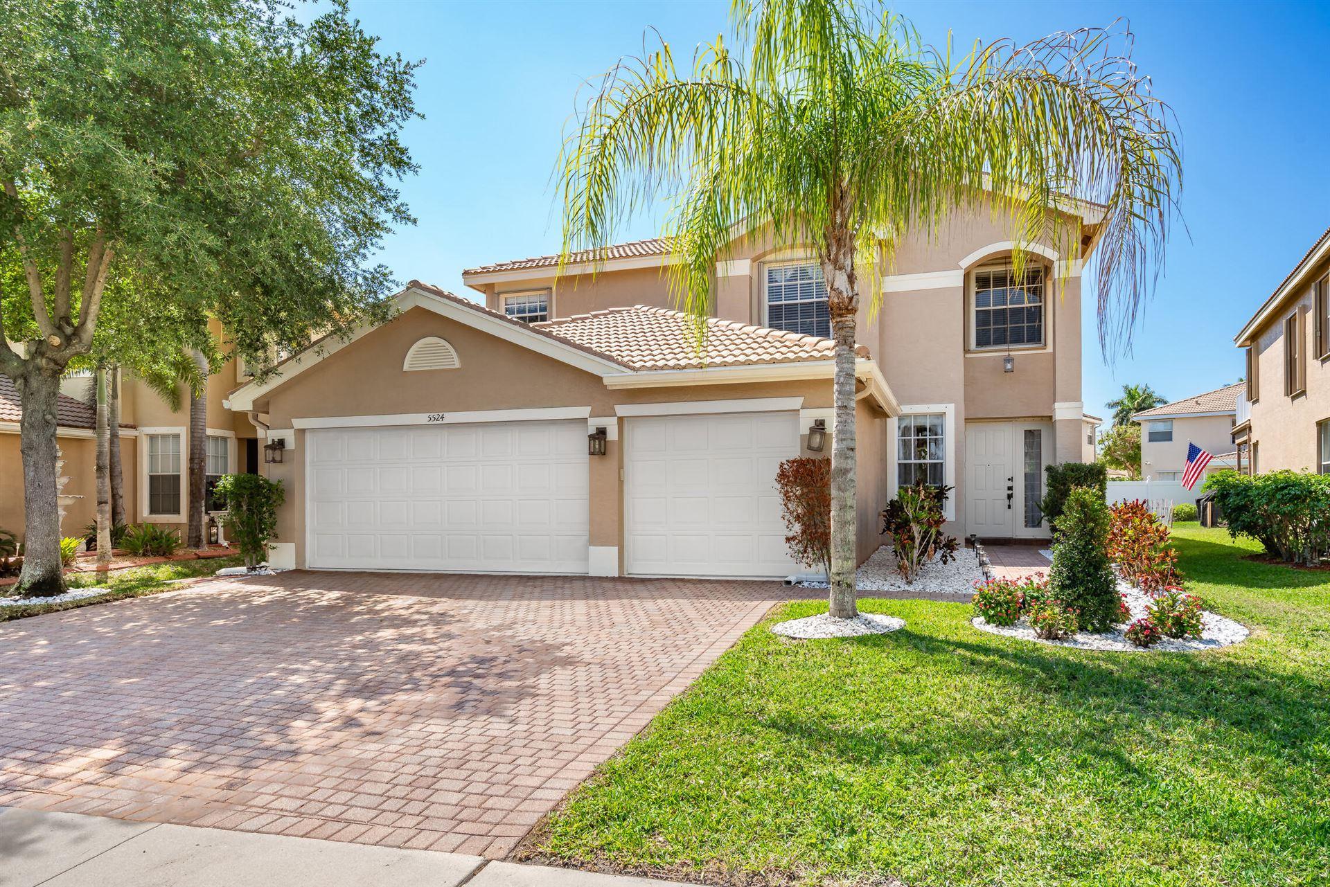 5524 Albin Drive, Greenacres, FL 33463 - MLS#: RX-10713112