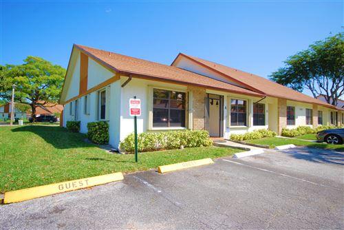 Photo of 1230 Parkside Green Drive #A, Greenacres, FL 33415 (MLS # RX-10613113)