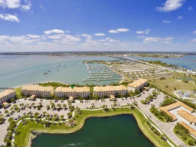 Photo of 32 Harbour Isles 104 Drive W #104, Fort Pierce, FL 34949 (MLS # RX-10630113)