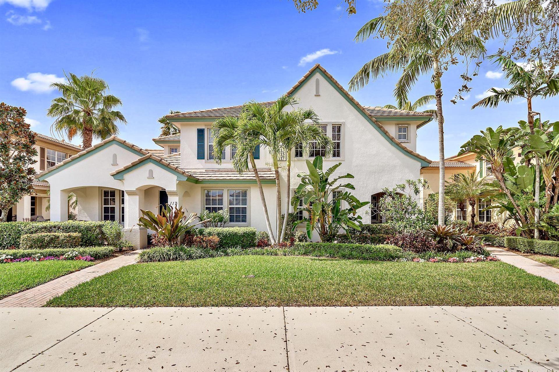 Photo of 113 Evergrene Parkway #3-A, Palm Beach Gardens, FL 33410 (MLS # RX-10654113)