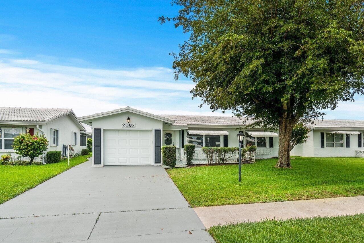 2087 SW 13th Avenue, Boynton Beach, FL 33426 - MLS#: RX-10726113