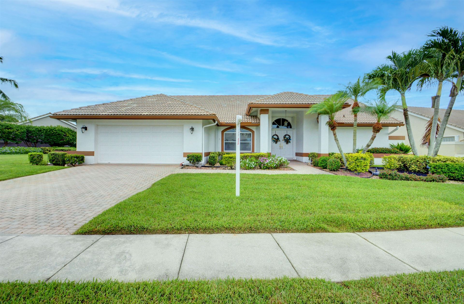 6339 Blue Bay Circle, Lake Worth, FL 33467 - MLS#: RX-10728113
