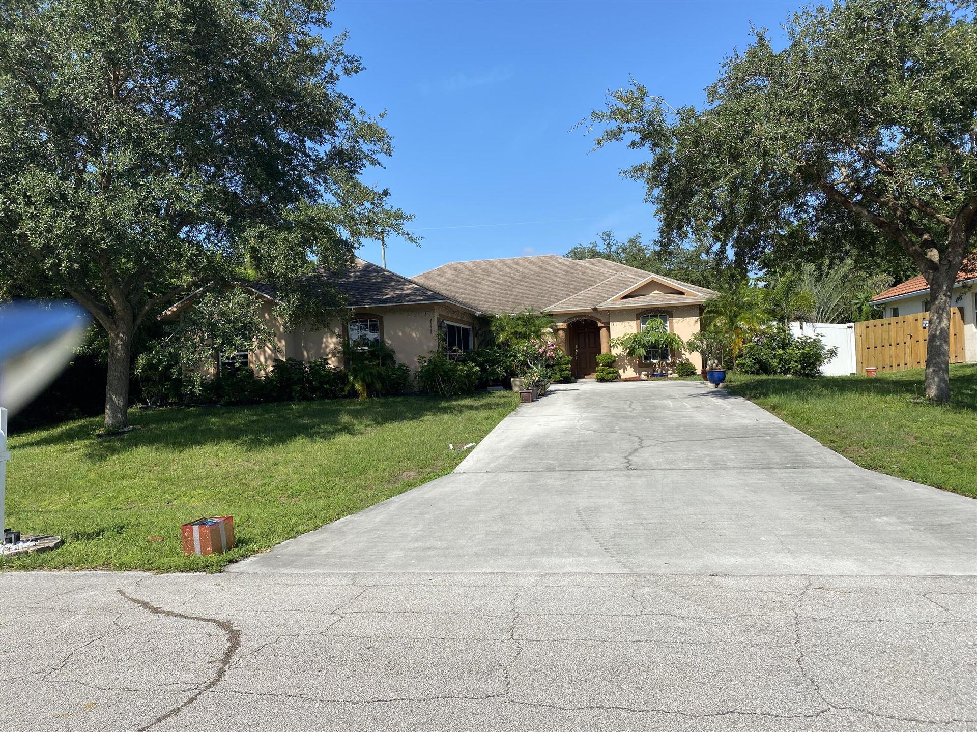 4331 SW Calah Circle, Port Saint Lucie, FL 34953 - #: RX-10733113