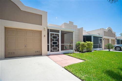 Photo of 18760 Haywood Terrace #5, Boca Raton, FL 33496 (MLS # RX-10652114)