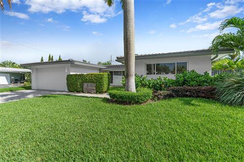 Photo of 2141 NE 62 Court, Fort Lauderdale, FL 33308 (MLS # RX-10732114)