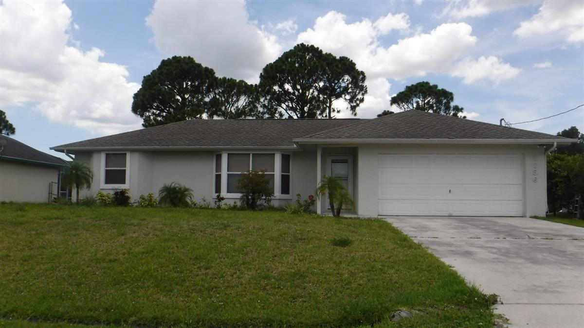 2236 SW Plymouth Street, Port Saint Lucie, FL 34953 - #: RX-10663114