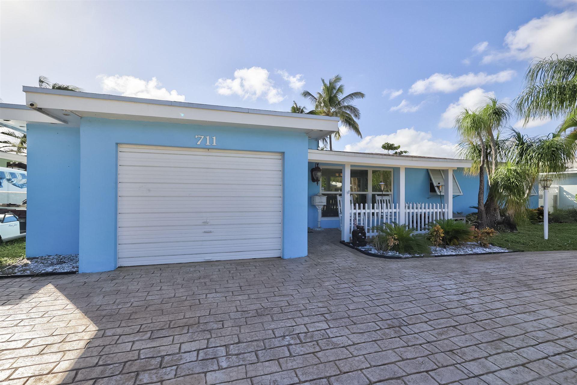 711 SE 5 Avenue, Pompano Beach, FL 33060 - #: RX-10667114