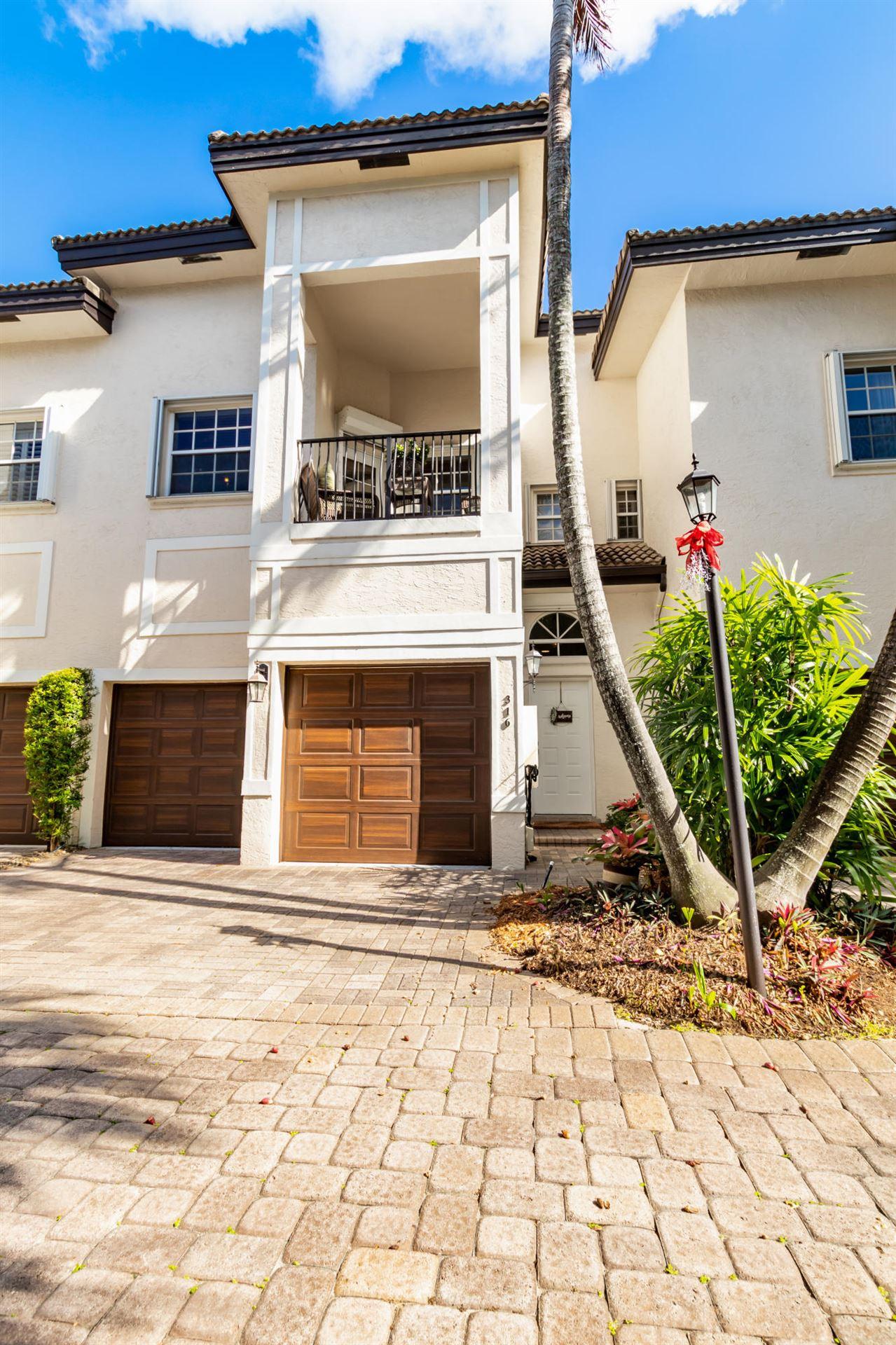 316 NE 7 Avenue, Fort Lauderdale, FL 33301 - #: RX-10683114