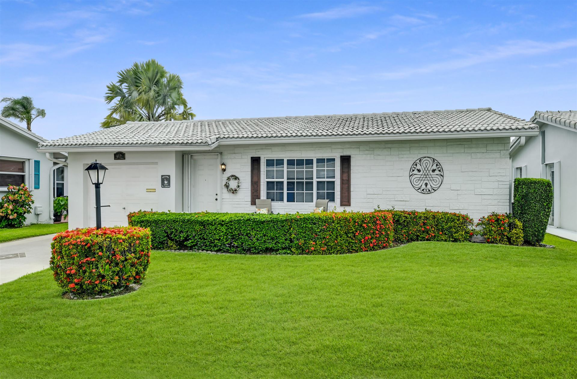 602 SW Golf Drive, Boynton Beach, FL 33426 - MLS#: RX-10719114