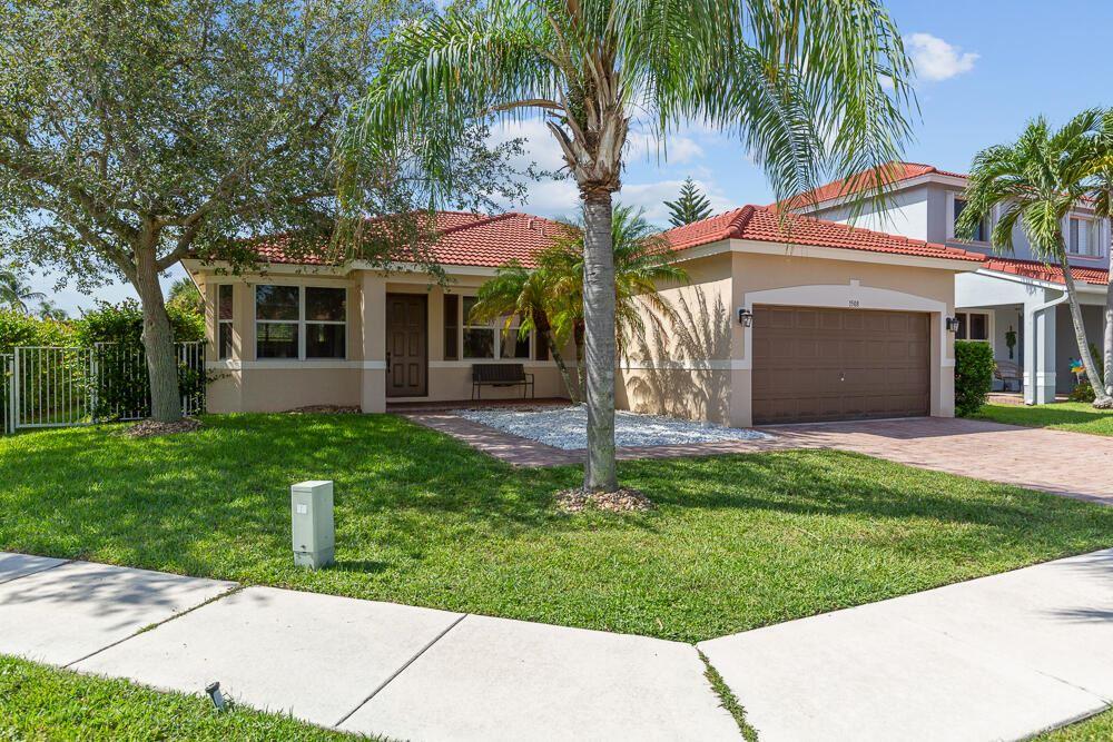 1508 Siena Lane, Boynton Beach, FL 33436 - MLS#: RX-10745114