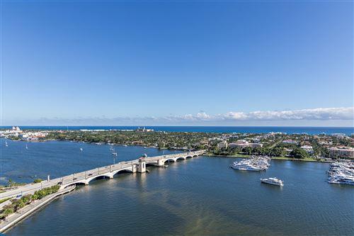 Photo of 1100 S Flagler Drive #2102, West Palm Beach, FL 33401 (MLS # RX-10681115)