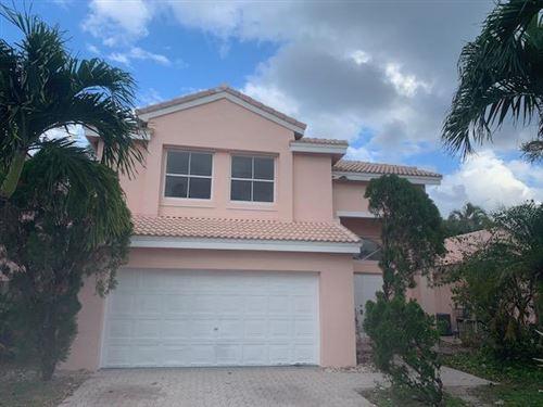 Photo of 3010 Sunset Lane, Margate, FL 33063 (MLS # RX-10699115)