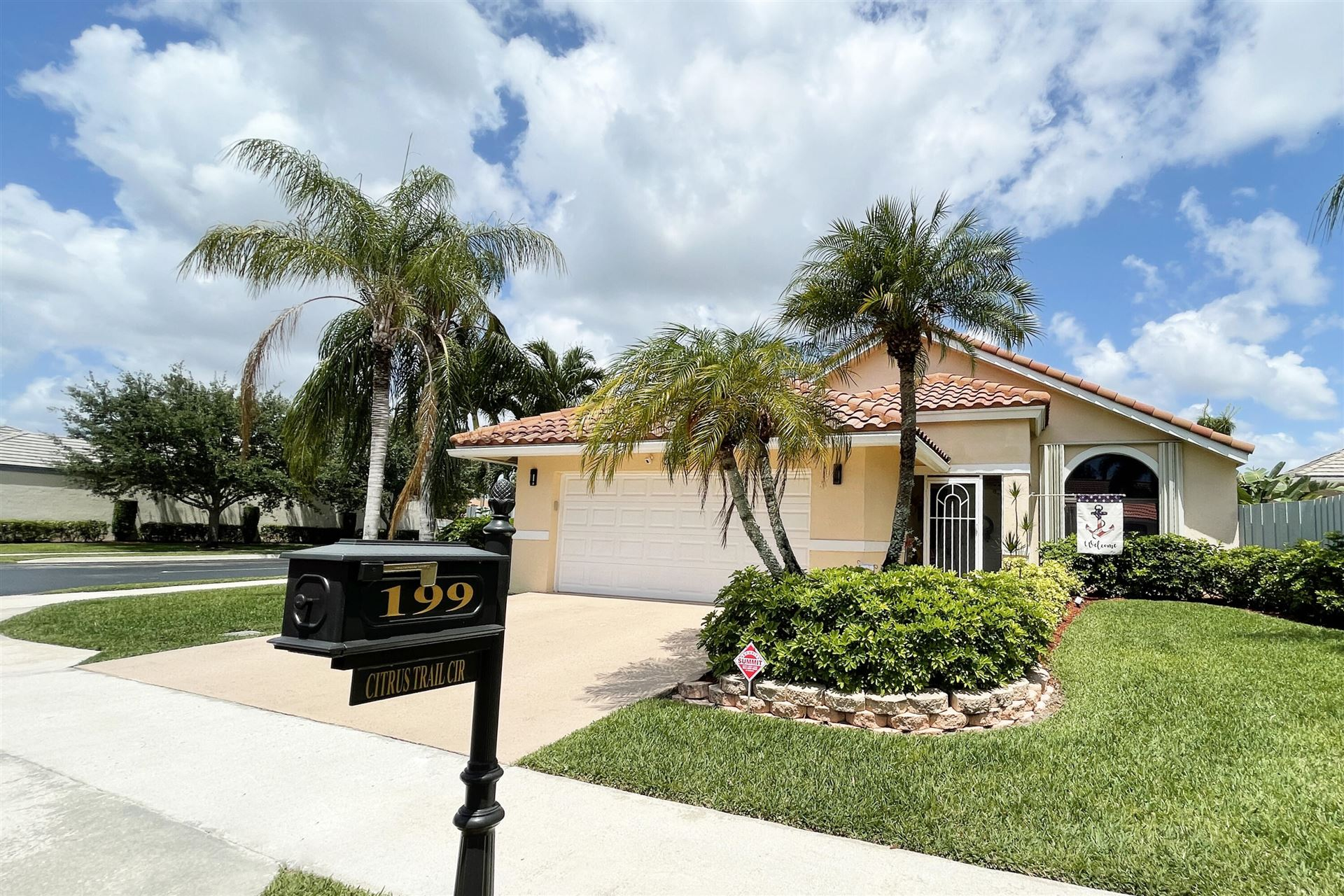 199 Citrus Trail Circle, Boynton Beach, FL 33436 - MLS#: RX-10741115