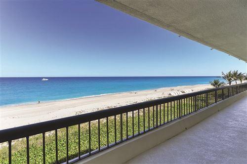 Photo of 2660 S Ocean Boulevard #406s, Palm Beach, FL 33480 (MLS # RX-10610116)