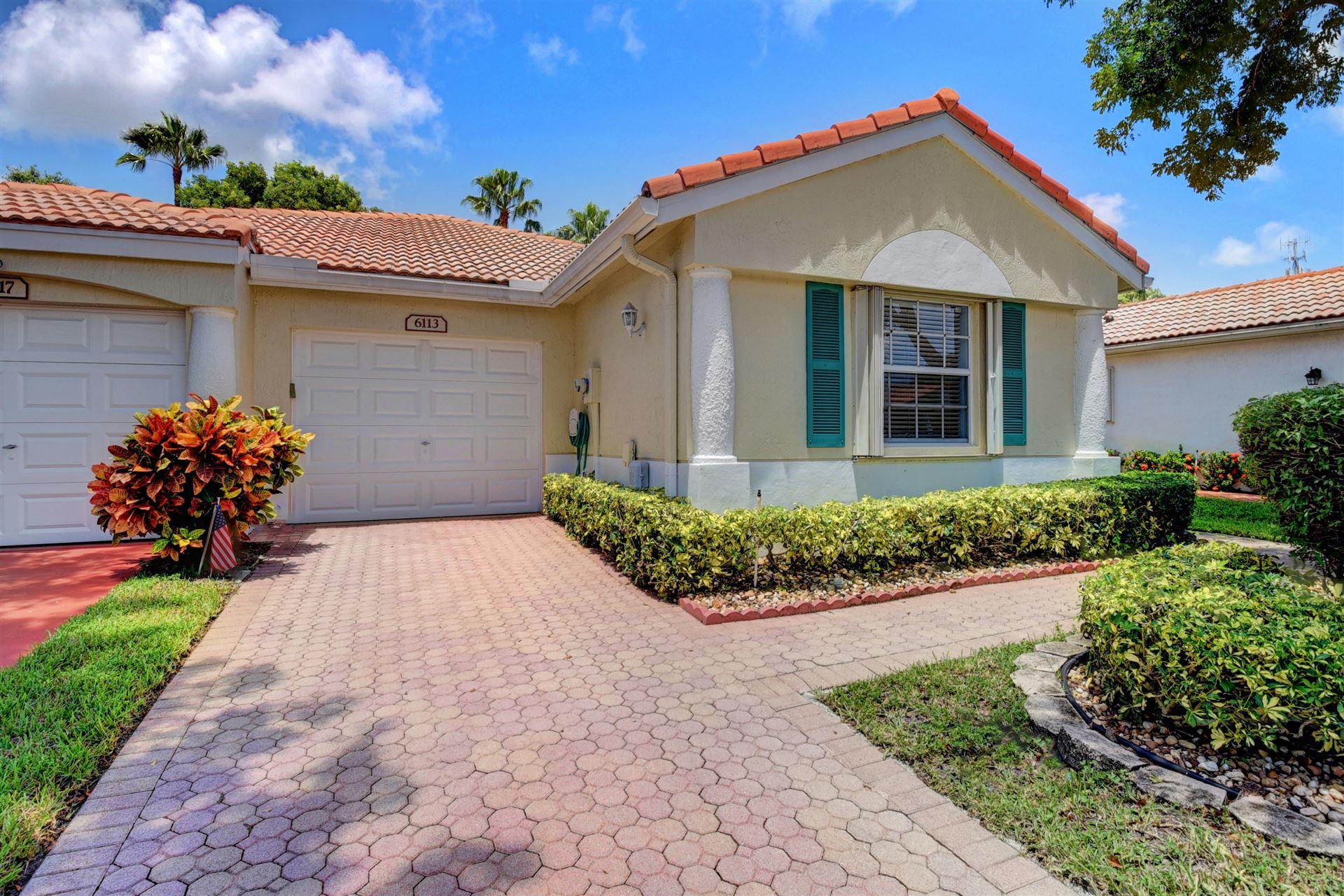 6113 Petunia Road, Delray Beach, FL 33484 - #: RX-10643116
