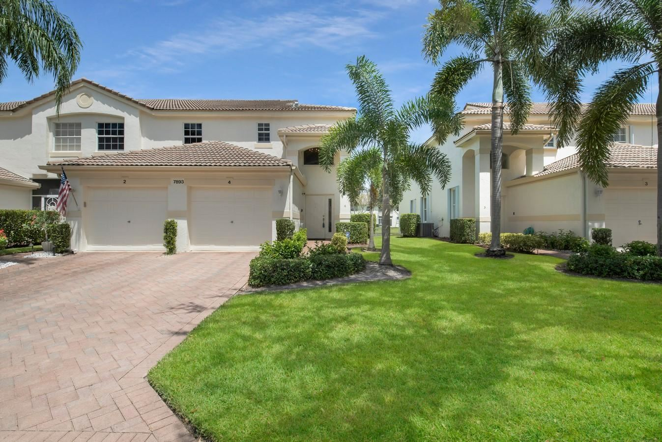 7893 Laina Lane #4, Boynton Beach, FL 33437 - #: RX-10651116