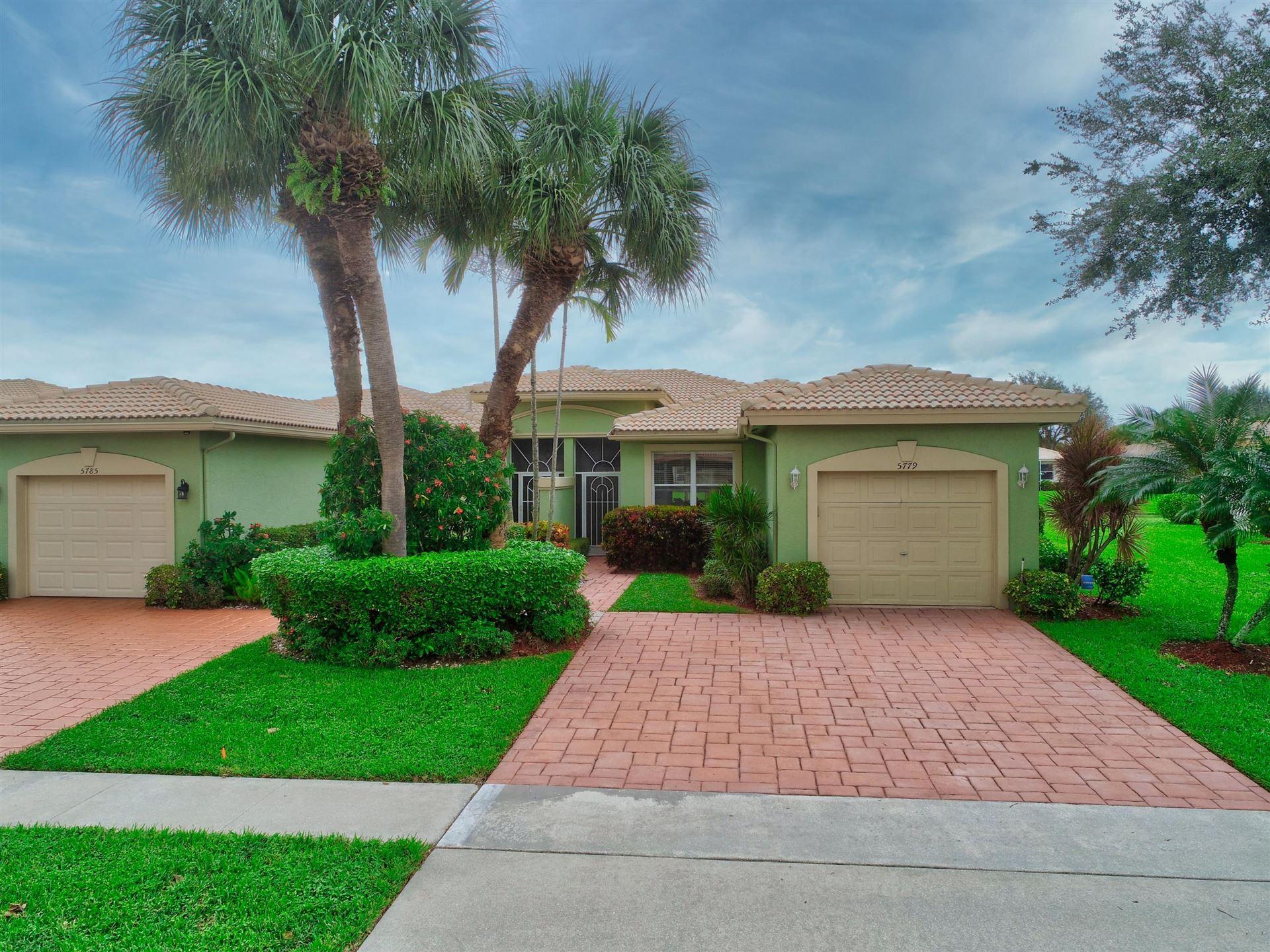 5779 Island Reach Lane, Boynton Beach, FL 33437 - #: RX-10656116