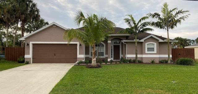 1852 SW Macarthur Avenue, Port Saint Lucie, FL 34953 - #: RX-10698116