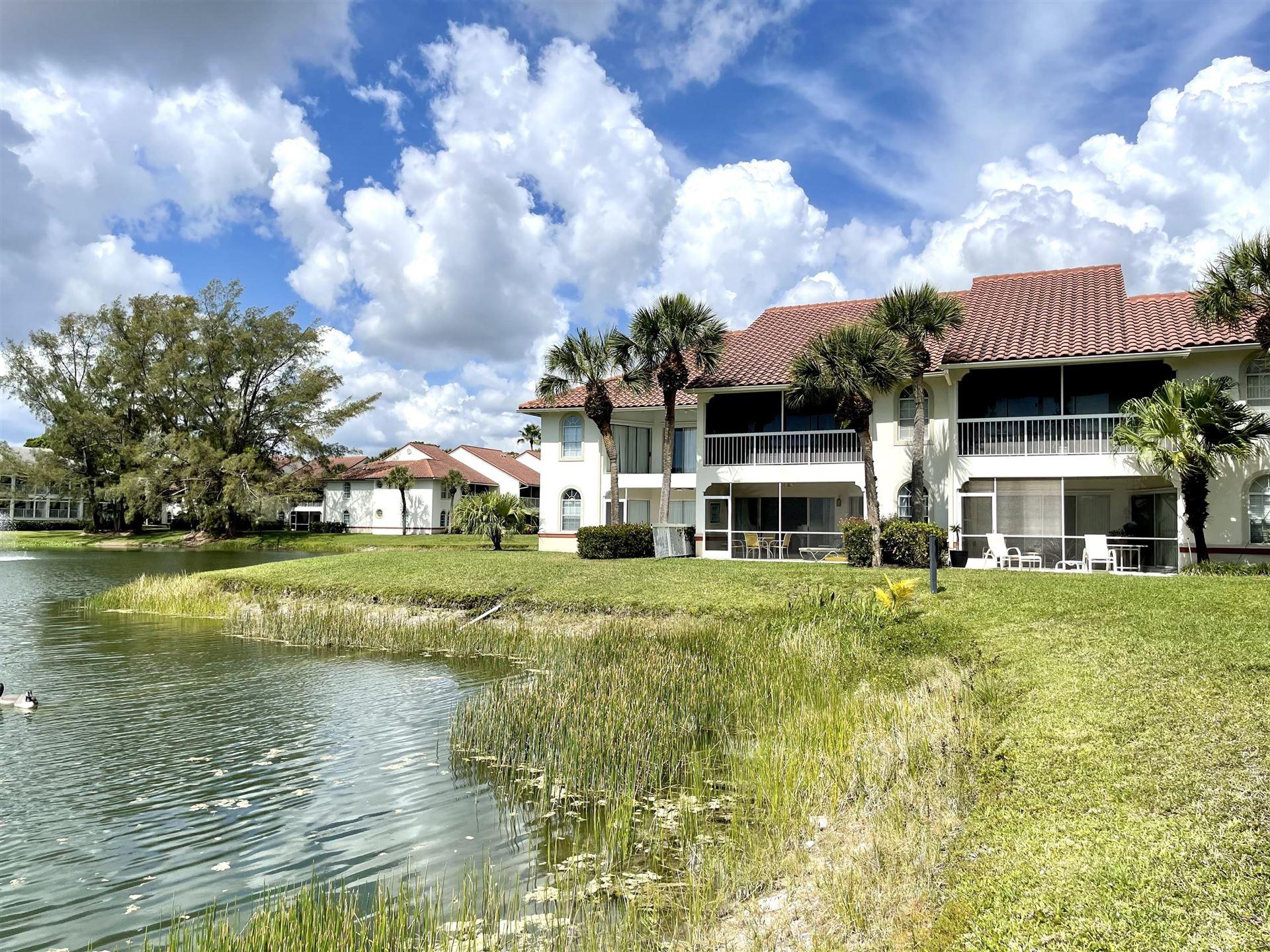 120 Cypress Point Drive #120, Palm Beach Gardens, FL 33418 - MLS#: RX-10715116