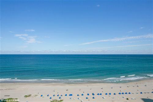 Photo of 3000 N Ocean Drive #20-F, Singer Island, FL 33404 (MLS # RX-10605117)