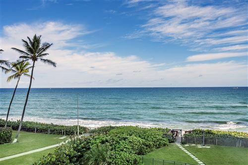 Photo of 5460 N Ocean Drive #3d, Riviera Beach, FL 33404 (MLS # RX-10675117)