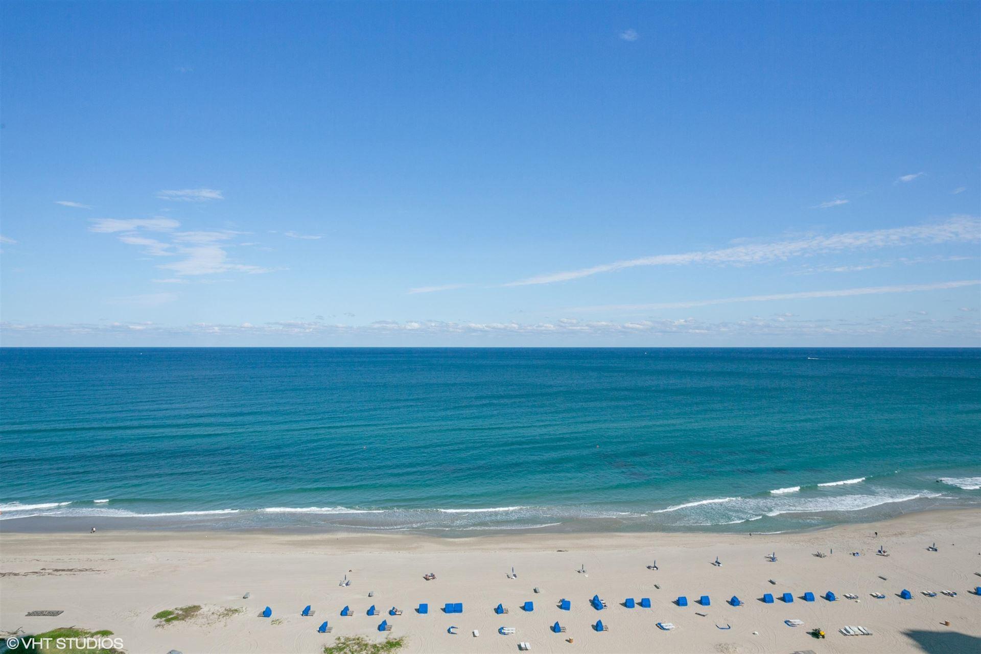 3000 N Ocean Drive #20-F, Singer Island, FL 33404 - #: RX-10605117