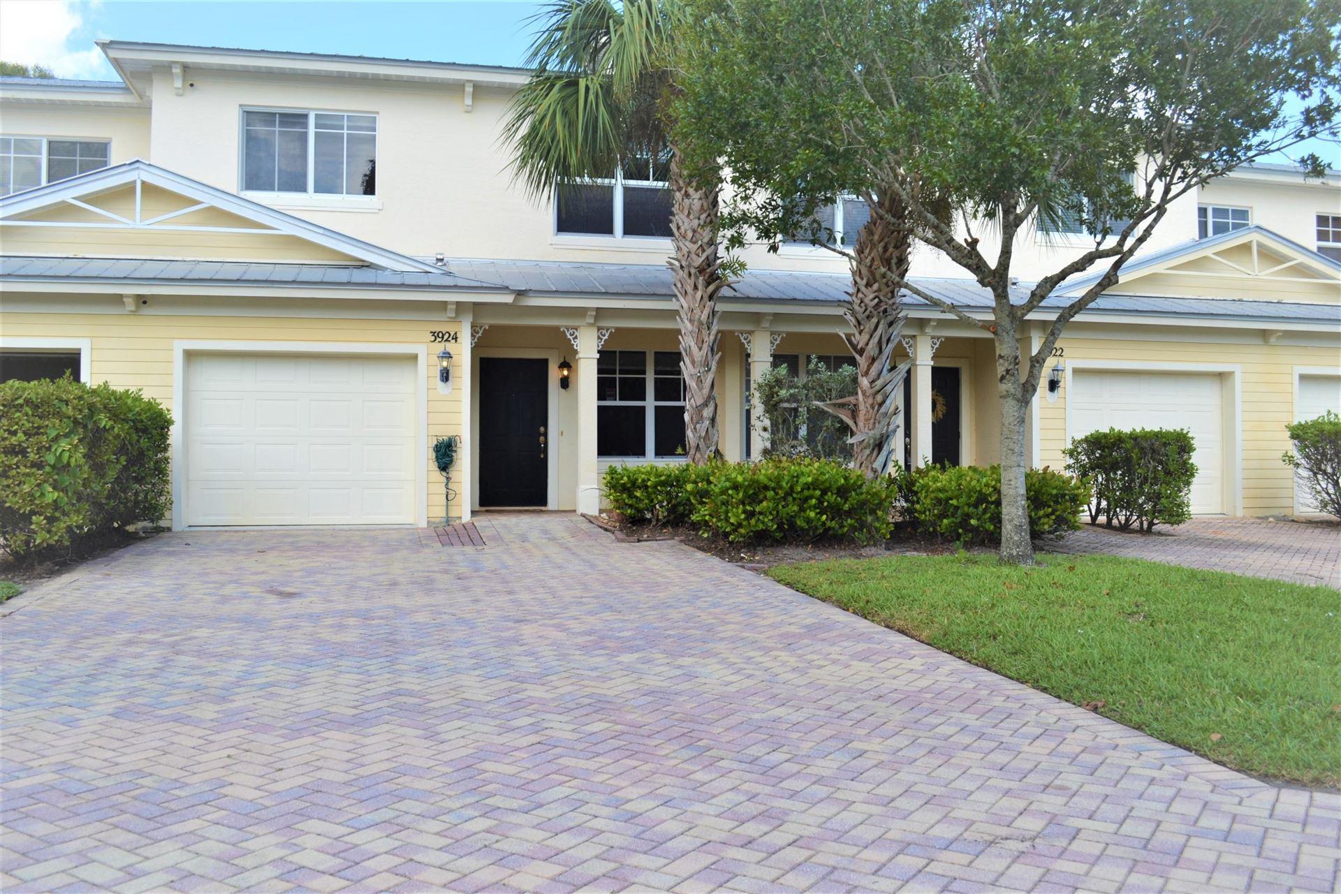 3924 Sabal Way, Fort Pierce, FL 34981 - #: RX-10663117