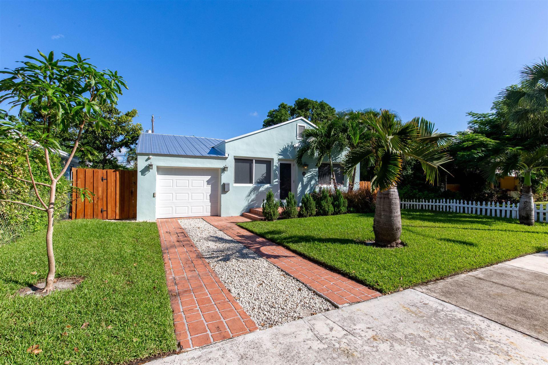 511 40th Street, West Palm Beach, FL 33407 - #: RX-10732117