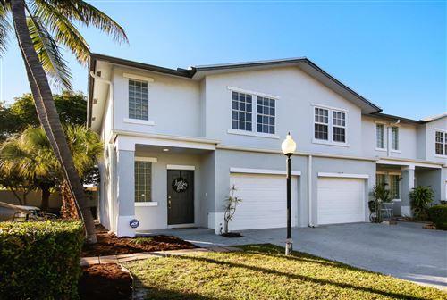 Photo of 2350 Florida Boulevard #D, Delray Beach, FL 33483 (MLS # RX-10697118)