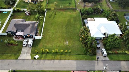 Photo of 2438 SE Burton Street, Port Saint Lucie, FL 34952 (MLS # RX-10735118)