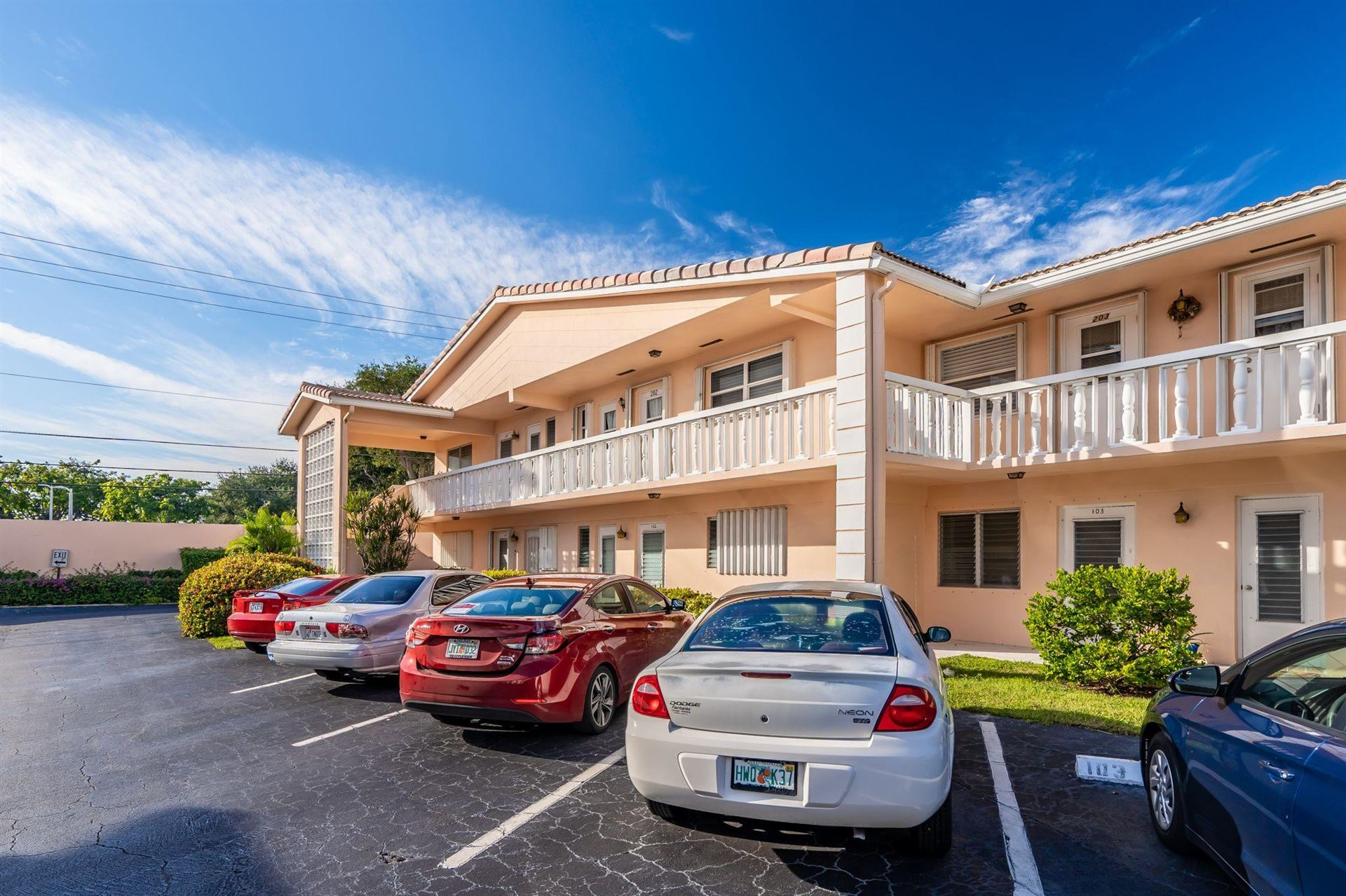 Photo of 2115 NE 42 Court #202n, Lighthouse Point, FL 33064 (MLS # RX-10652118)