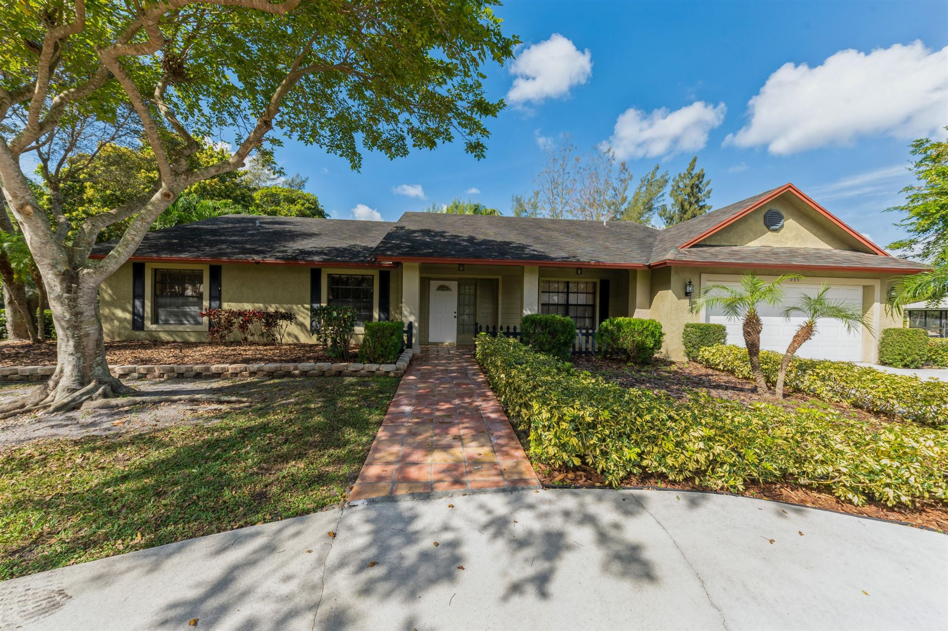 935 Whippoorwill Row, West Palm Beach, FL 33411 - MLS#: RX-10689118