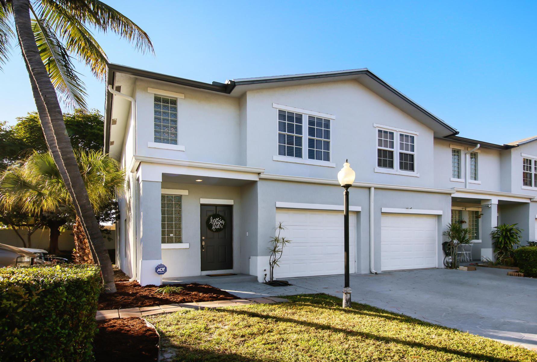 2350 Florida Boulevard #D, Delray Beach, FL 33483 - #: RX-10697118
