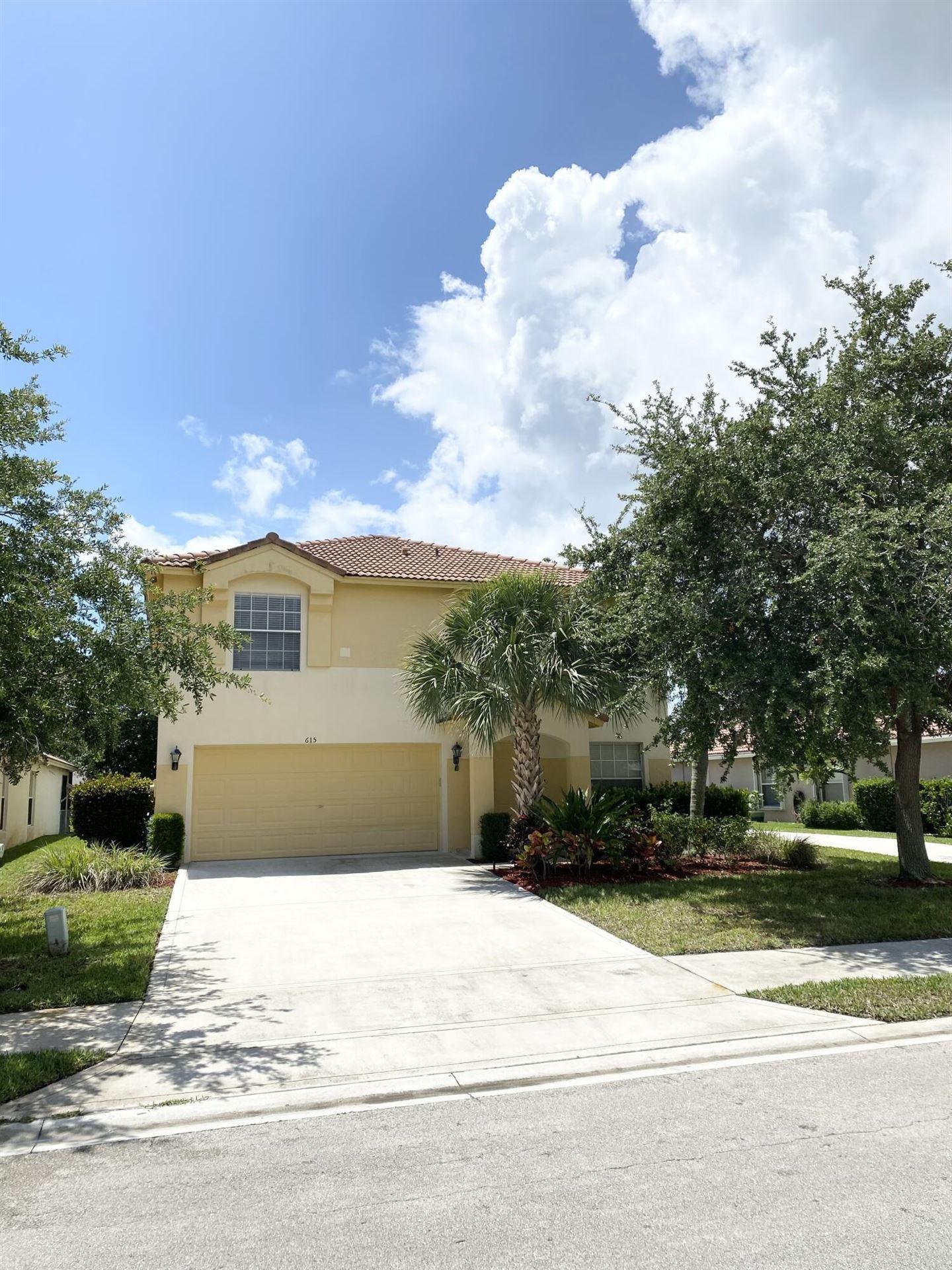 615 NW Stanford Lane, Port Saint Lucie, FL 34983 - MLS#: RX-10709118