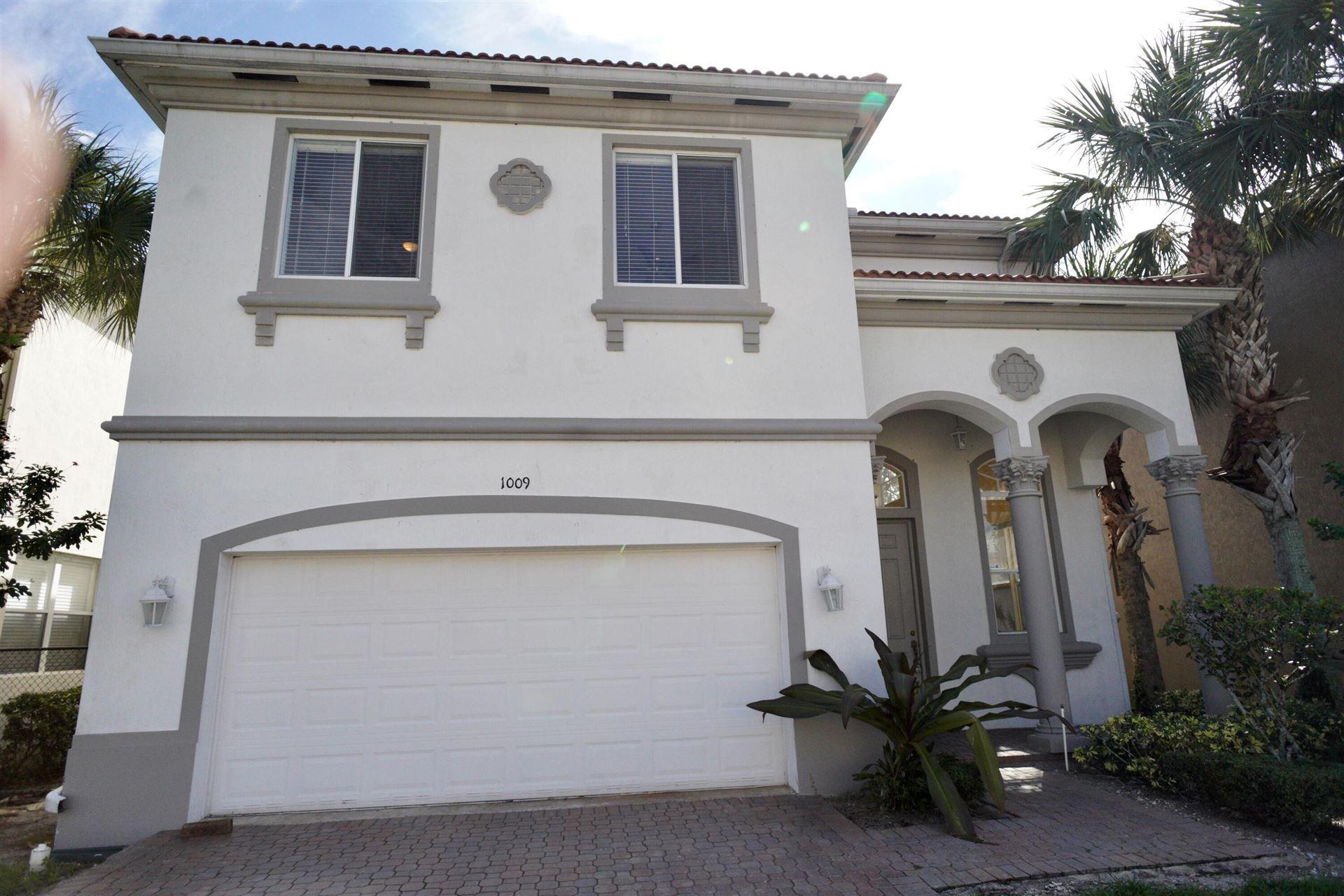 1009 Grove Park Circle, Boynton Beach, FL 33436 - MLS#: RX-10754118