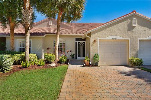 Photo of 12124 Serafino Street, Boynton Beach, FL 33437 (MLS # RX-10599119)