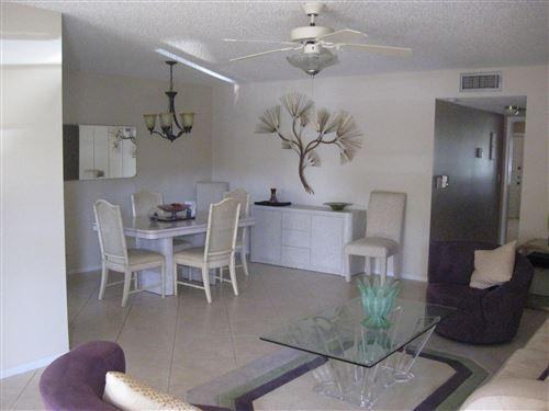 Photo of 5337 Lakefront Boulevard #C, Delray Beach, FL 33484 (MLS # RX-10666119)