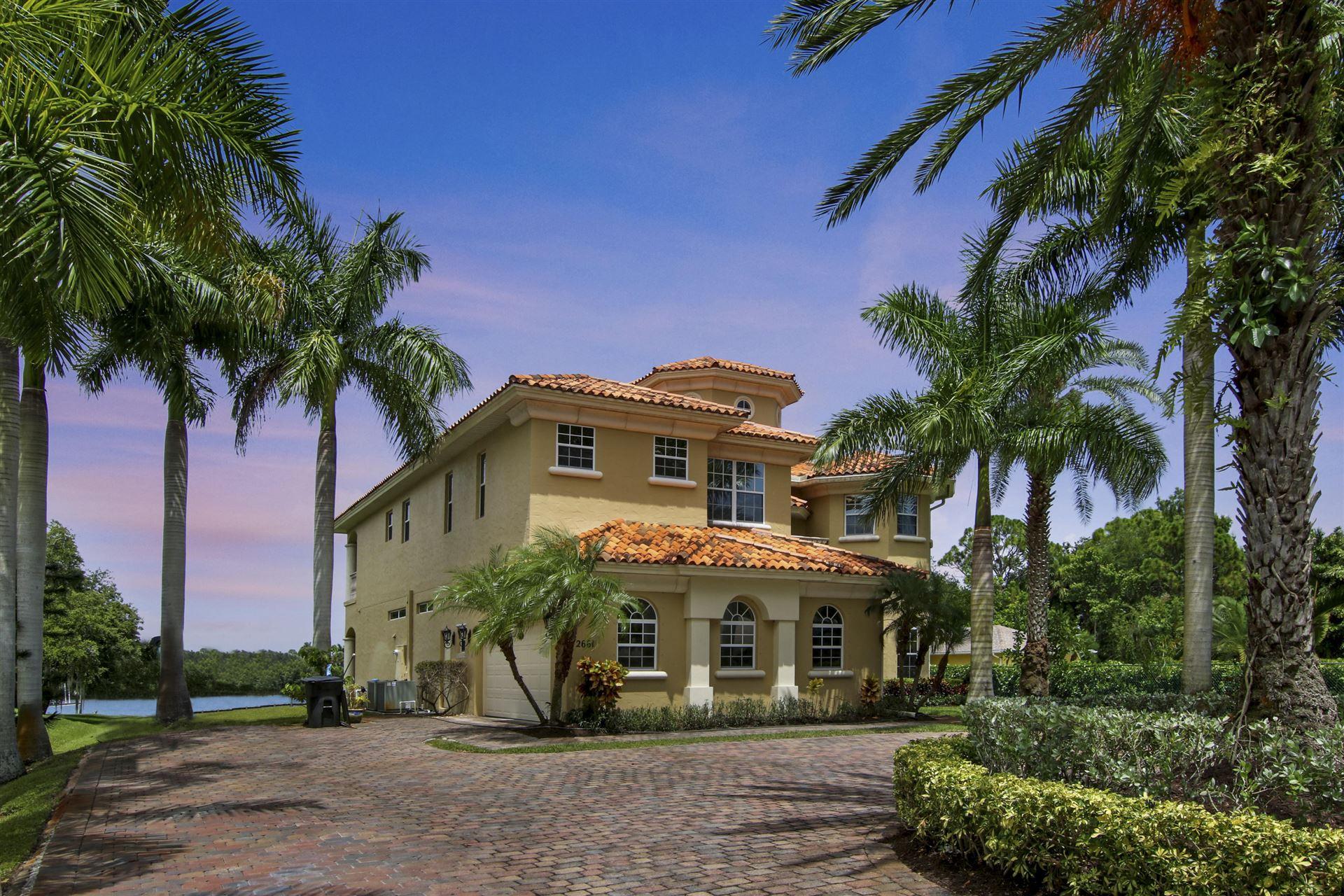 2661 SE North Lookout Boulevard, Port Saint Lucie, FL 34994 - #: RX-10636119