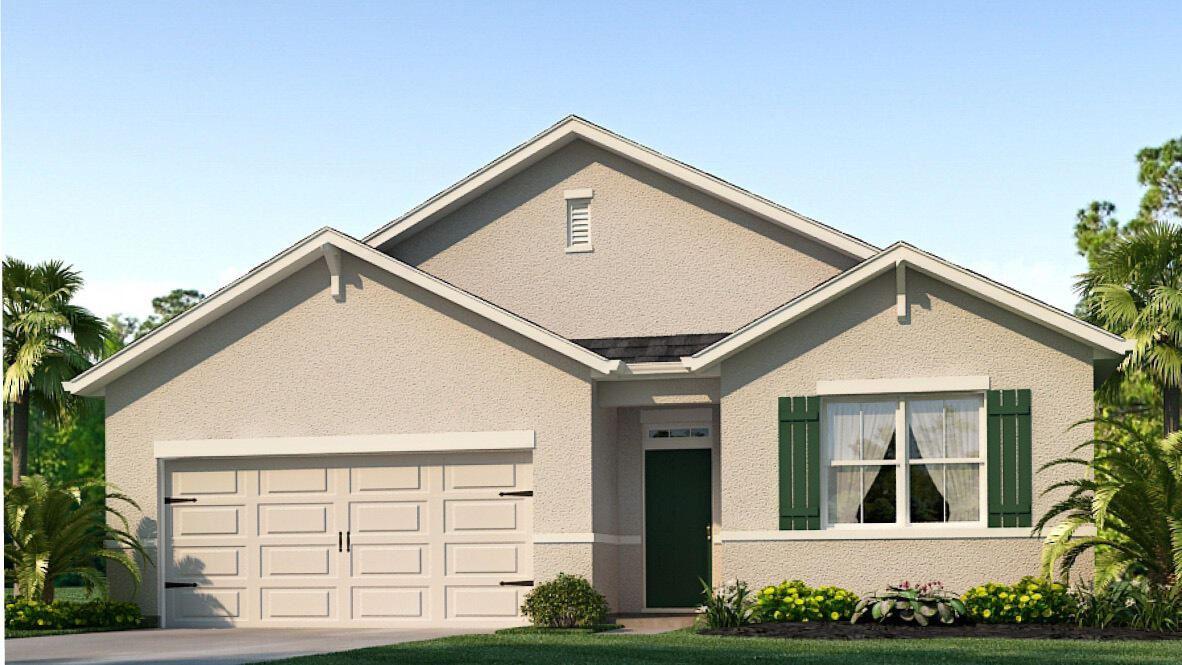Photo of 1055 Fame Terrace, Fort Pierce, FL 34947 (MLS # RX-10747119)