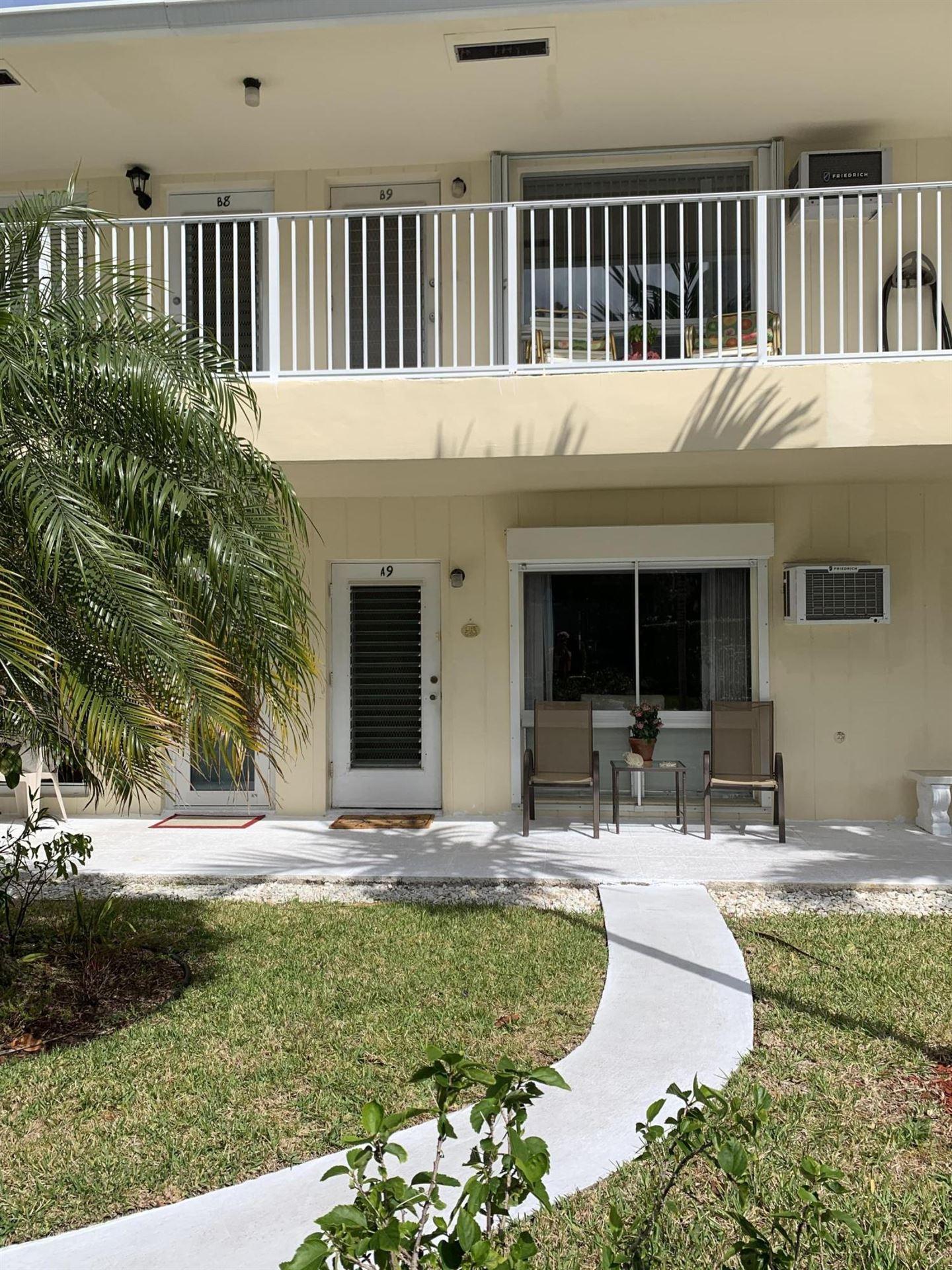 3201 SE 10th Street #A9, Pompano Beach, FL 33062 - #: RX-10606120