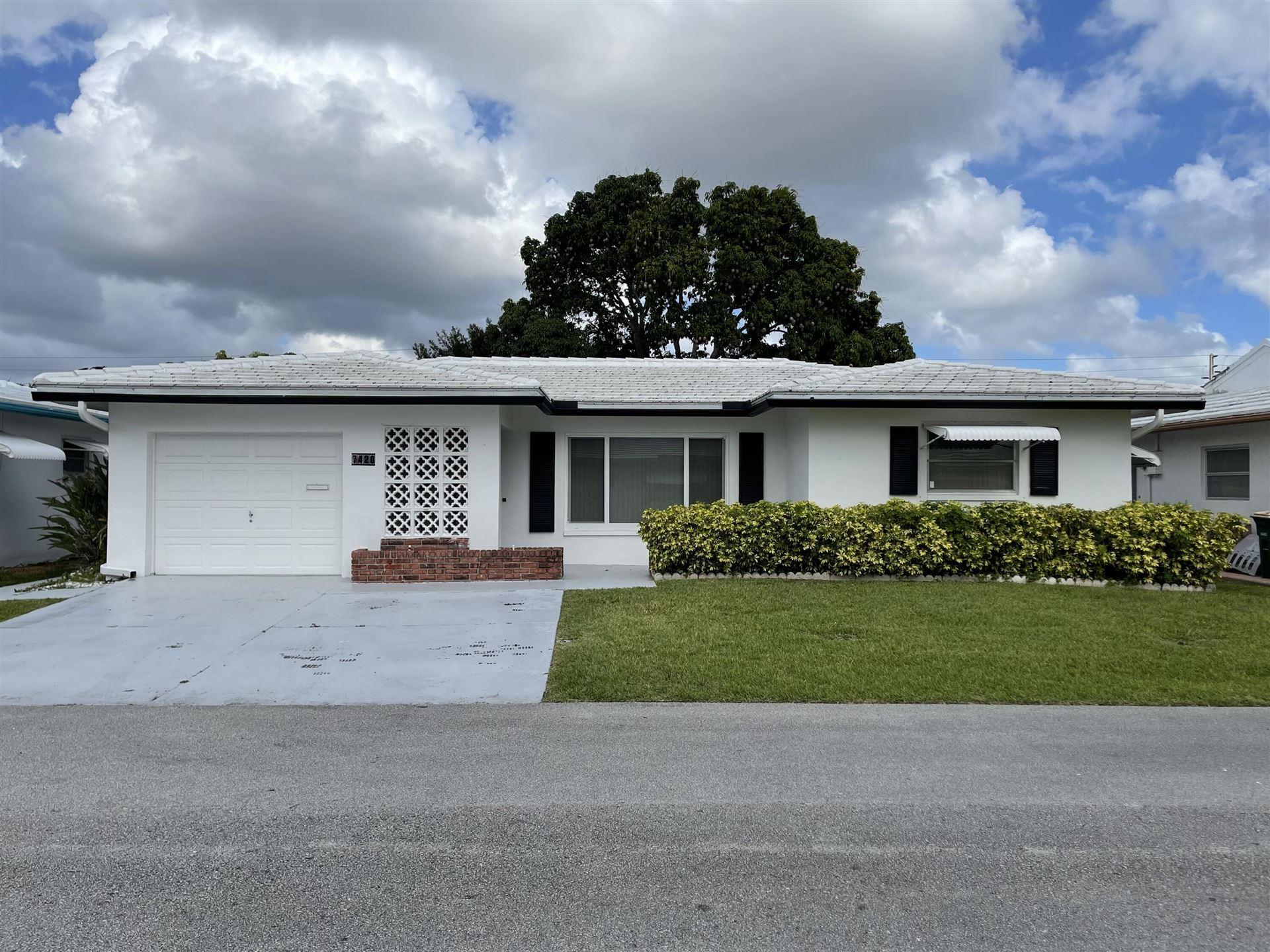 7420 NW 70th Terrace, Tamarac, FL 33321 - MLS#: RX-10715120
