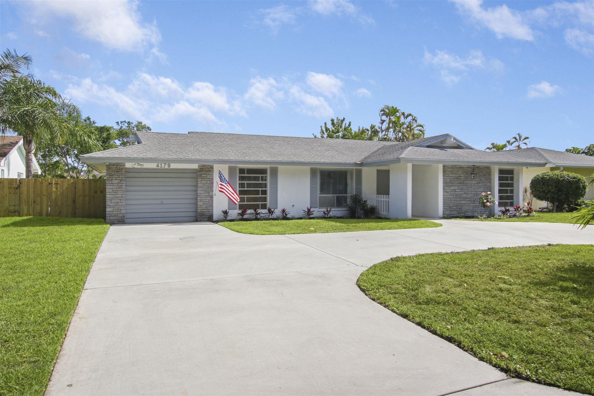 4179 Hyacinth Circle N, Palm Beach Gardens, FL 33410 - MLS#: RX-10716120