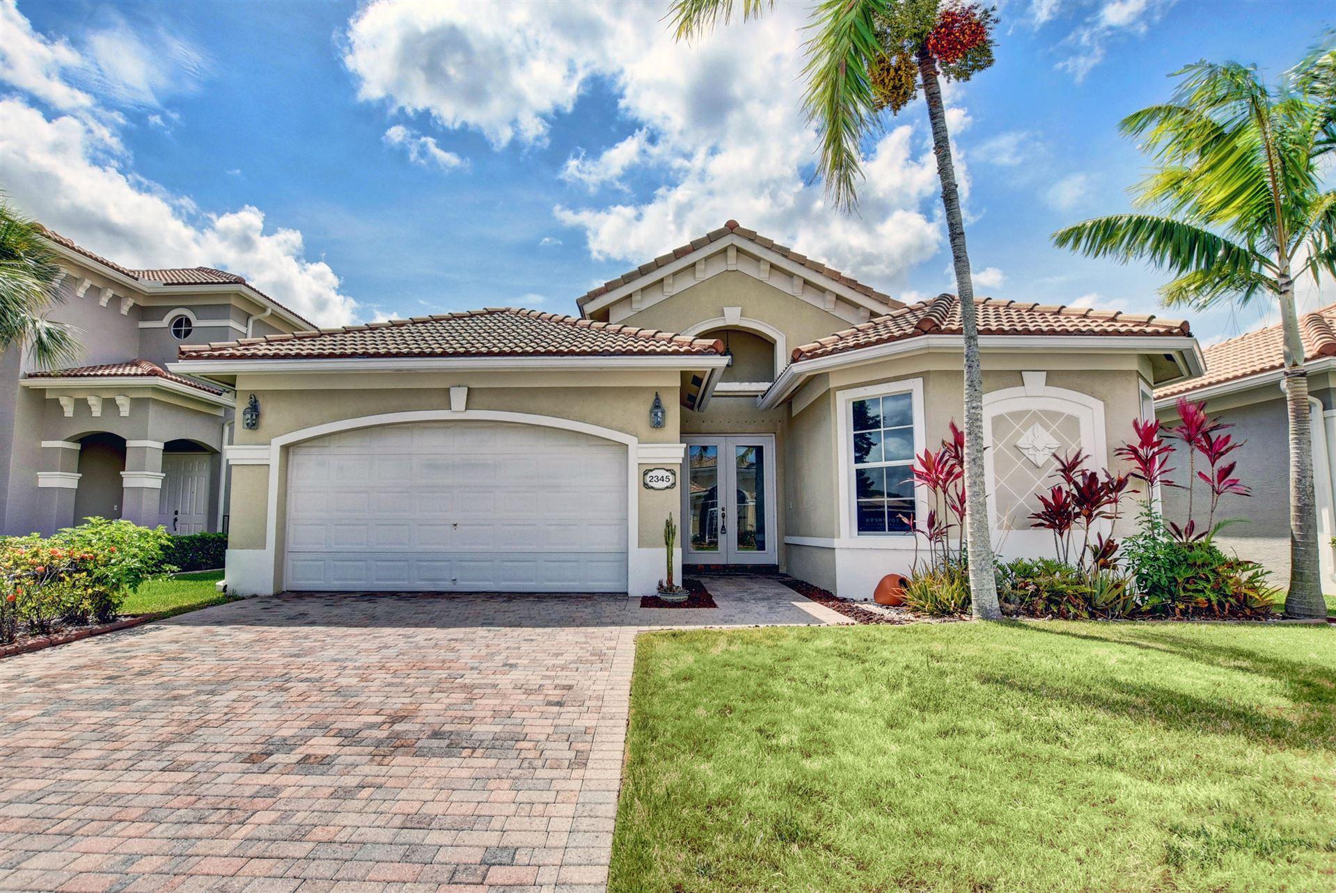 2345 Curley Cut, West Palm Beach, FL 33411 - MLS#: RX-10721120