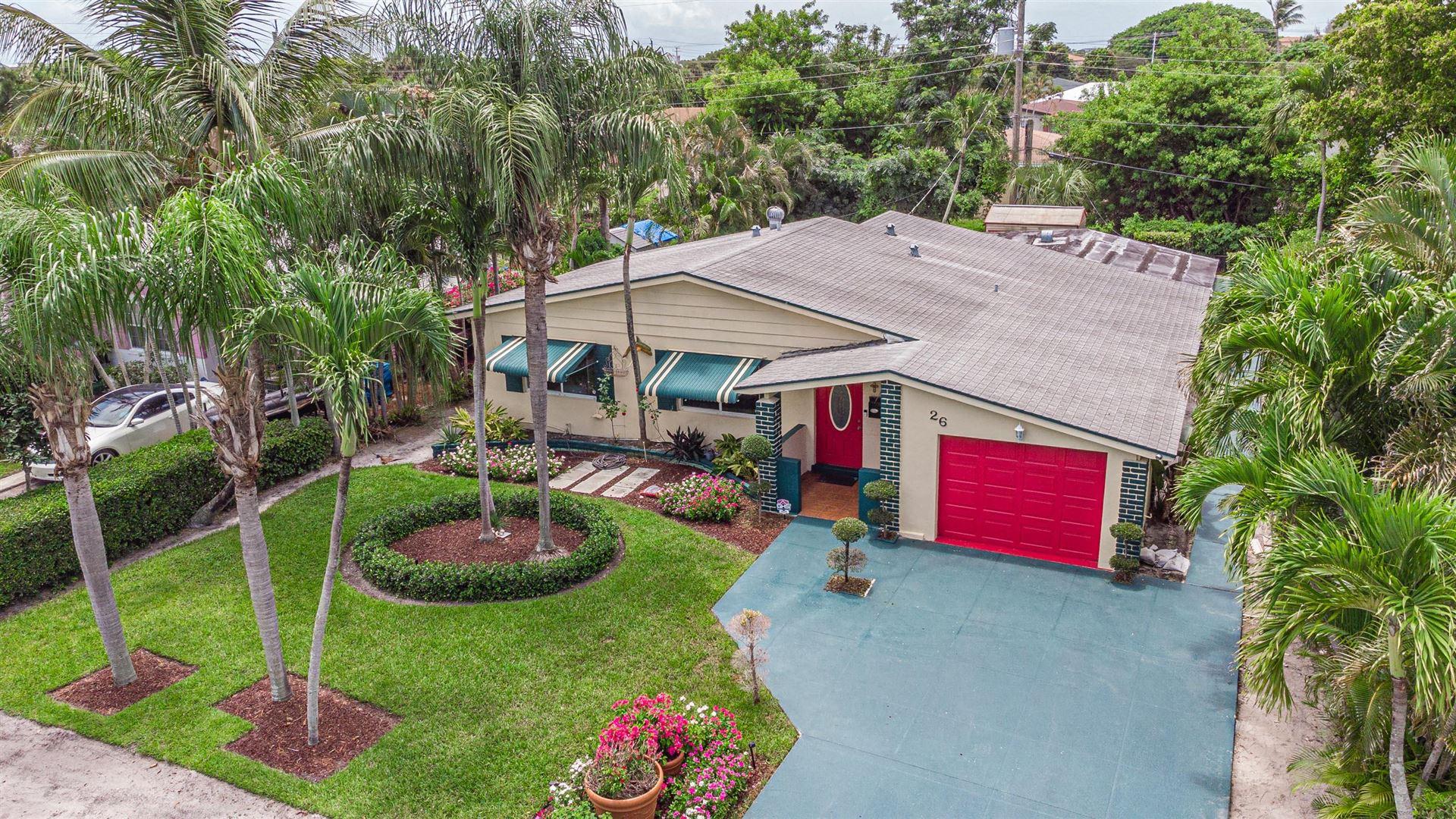 26 SW 8 Street, Delray Beach, FL 33444 - MLS#: RX-10729120