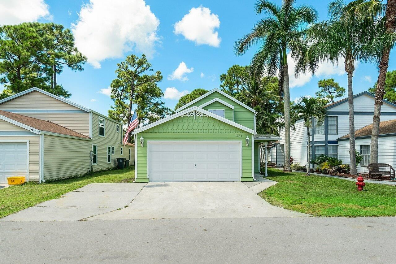 1341 Strawberry Lane, West Palm Beach, FL 33415 - MLS#: RX-10746120