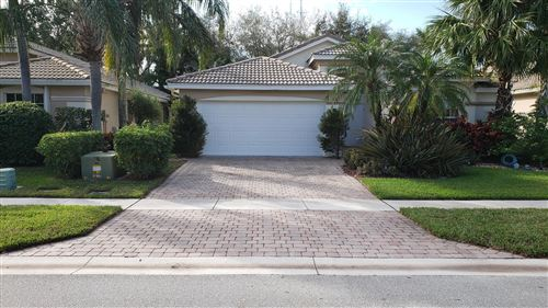 Photo of 9666 Taormina Street, Lake Worth, FL 33467 (MLS # RX-10604121)
