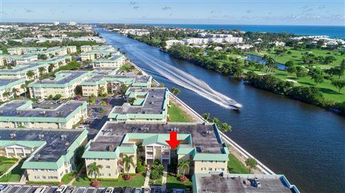 Photo of 8 Colonial Club Drive #103, Boynton Beach, FL 33435 (MLS # RX-10688121)