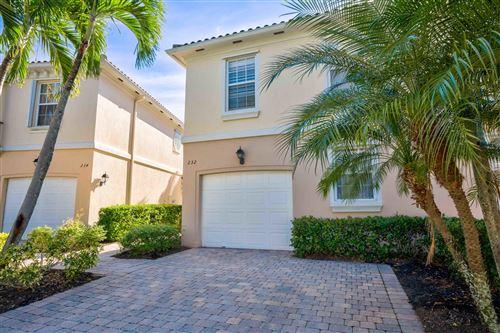 Photo of 232 Fortuna Drive, Palm Beach Gardens, FL 33410 (MLS # RX-10690121)
