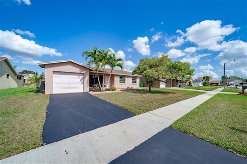 Photo of 11711 NW 40 Place, Sunrise, FL 33323 (MLS # RX-10694121)